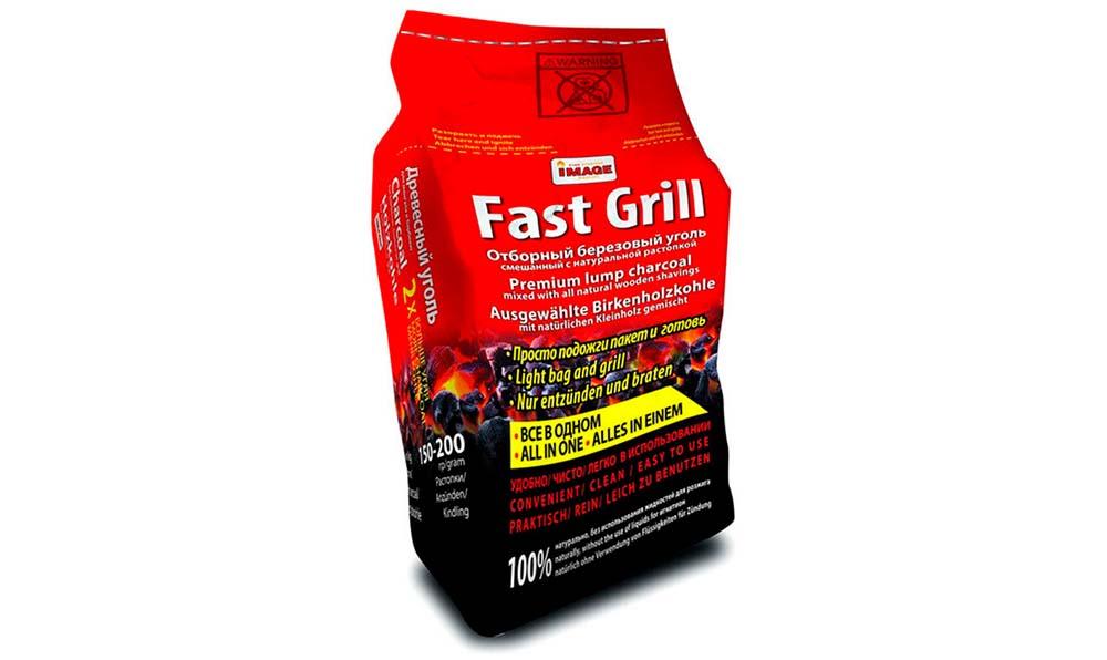 Производитель угля Image Fast Grill
