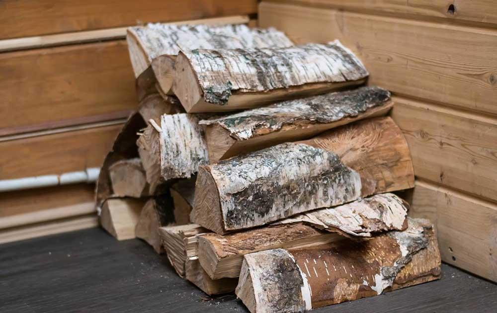 Размер дров для мангала