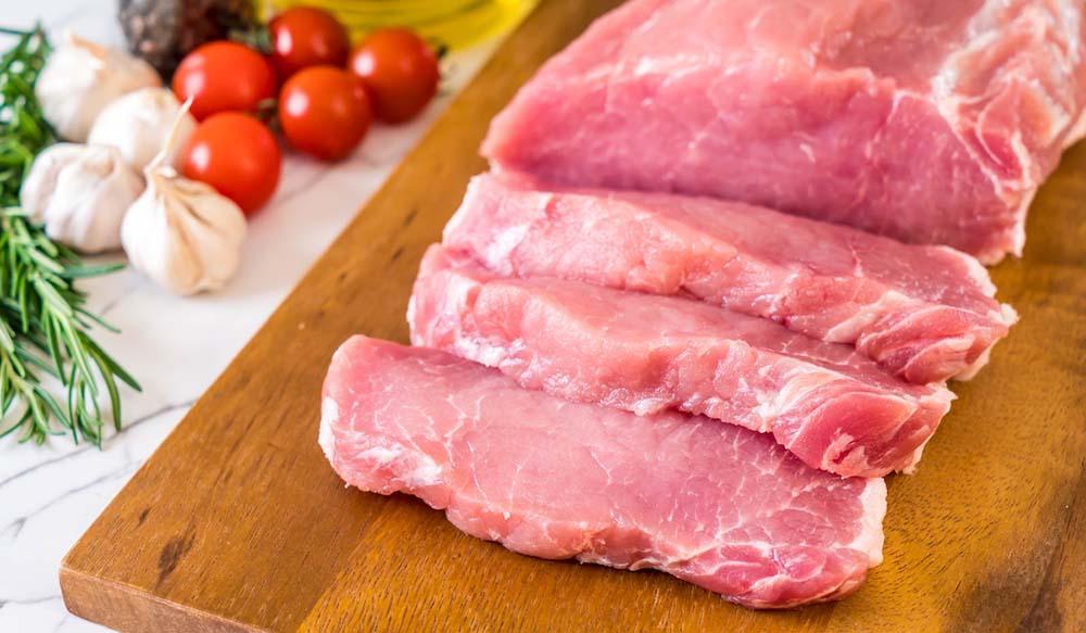 Свинина для шашлыка с майонезом