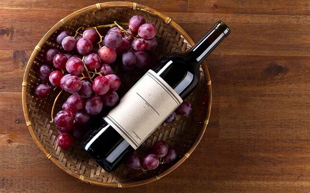 Вино для рёбер