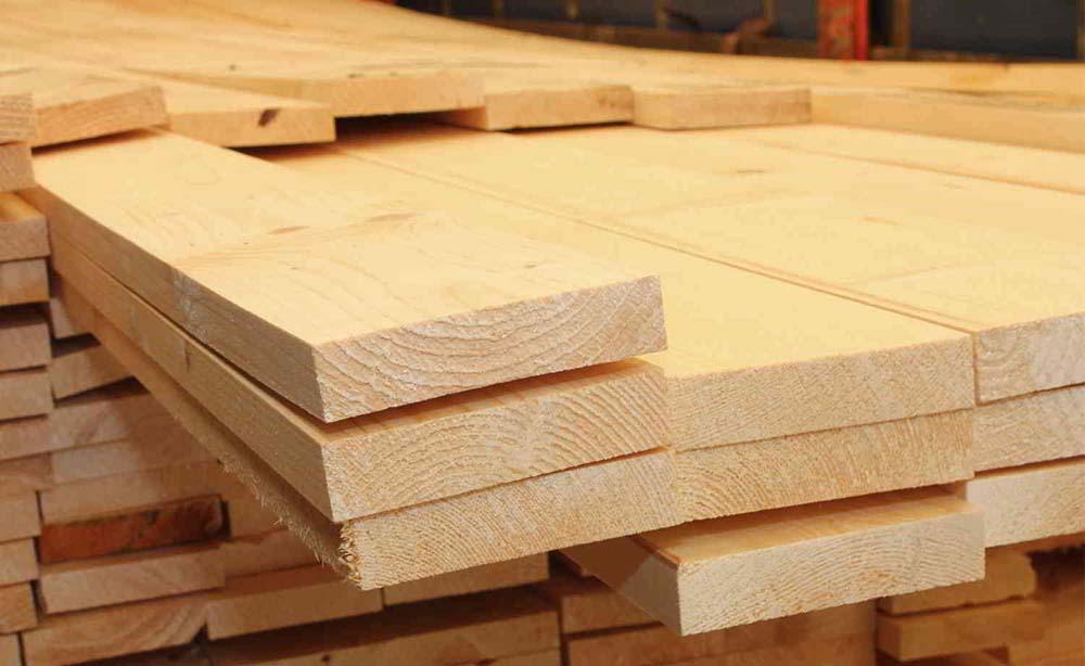 Доски из древесины