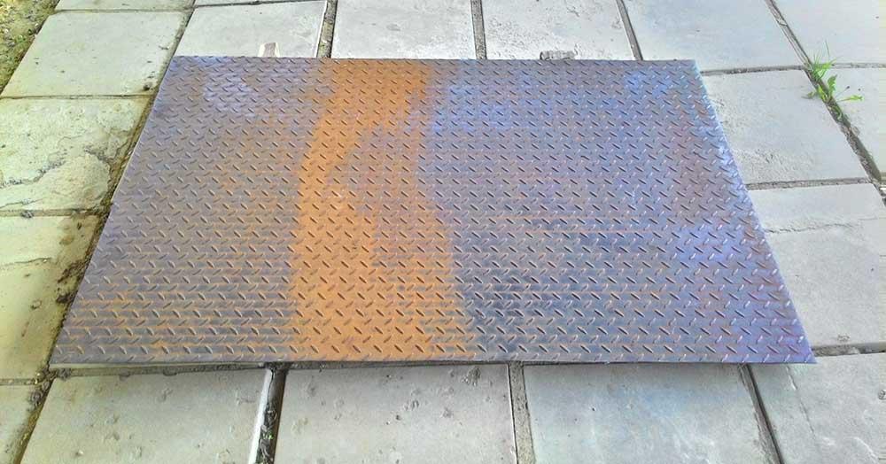 Металл для мангала